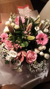 Share a tip & Behind the Florist – North Staffordshire WiRE