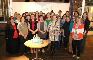 Businesswomen celebrate six years of making a difference