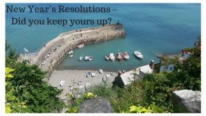 New Year's Resolutions – Did you keep yours up?