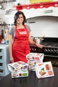 Authentic Indian Cookery School and Founder of Spiced by Rayeesa Frozen Curry Sauces Photo
