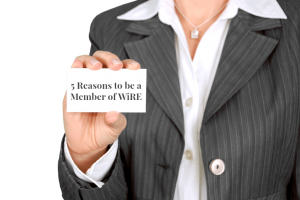 5 Reasons to be a Member of Women in Rural Enterprise (WiRE) Network