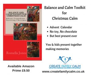 Top 10 Tips for Calmness at Christmas