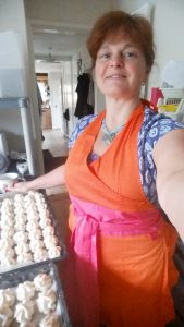 Cookery and cake decorating workshops and networking events for small businesses Photo