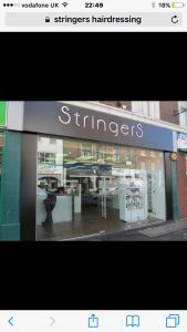 Stringers Hairdressing (Lincoln) under new ownership