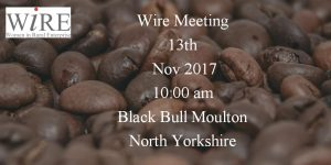 Richmond & Hambleton, WIRE Meeting
