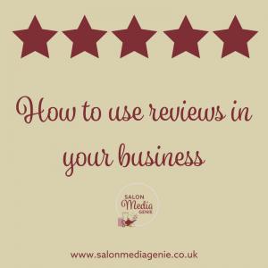Get the most from your Business reviews and Testimonials
