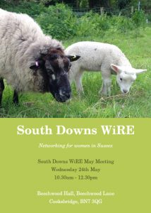 South Downs WiRE – May