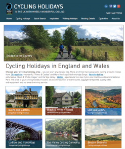 New Cycling Holidays for 2020 from Wheely Wonderful Cycling