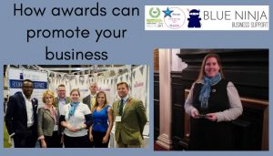 How awards can promote your business