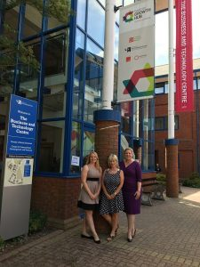 New leaders for thriving Telford WiRE networking group
