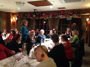 WiRE Burton Christmas meal – now SOLD OUT