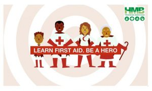 The importance of attending a first aid course!