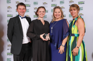 Caplor Wins Eco-Friendly Business of the Year Award