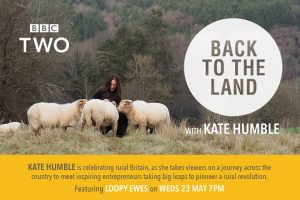 WiRE member to feature on BBC2 on Katie Humble's Back to the Land