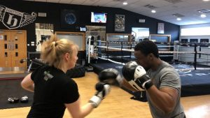 Give Boxing For Fitness a Shot, Literally!