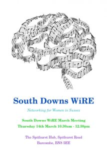 South Downs WiRE – March 2019