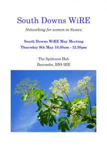 South Downs WiRE – May 2019
