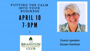 Putting the calm into your business