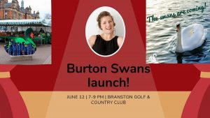 Making a splash with Burton Swans