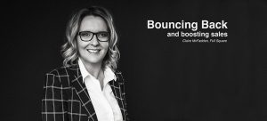 Bouncing Back and boosting sales – A positive look (Via Zoom)