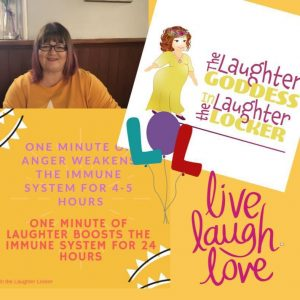 Laughter Yoga with Teresa Sanderson