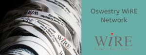 Oswestry WiRE – First Meeting